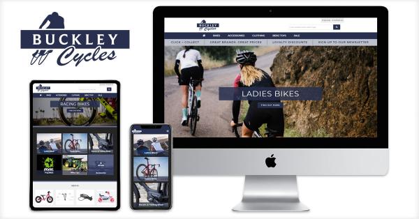 Bike Shop Web Design