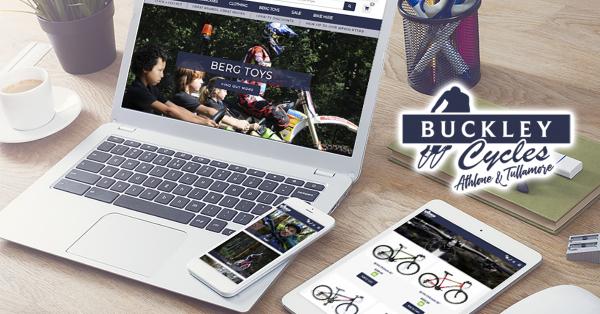 Cycling Shop Web Design