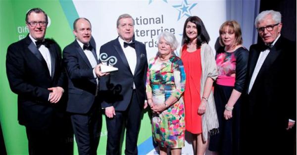 Dotser Win Mid East Region Award